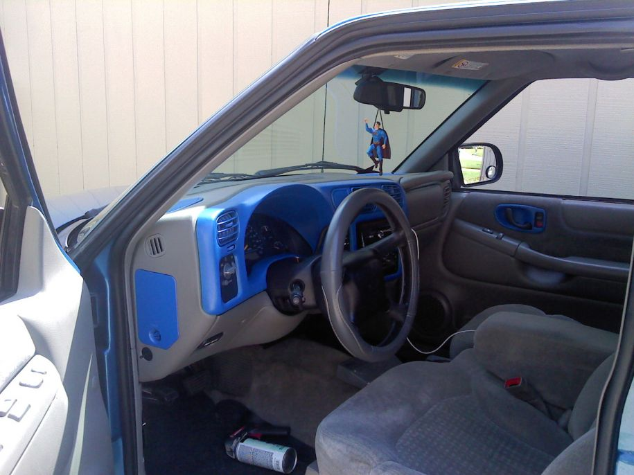 Chevy S10 Interior Paint Www Inpedia Org
